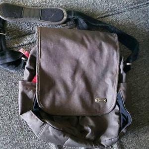 REI satchel